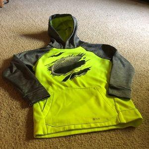 Sweatshirt size 8